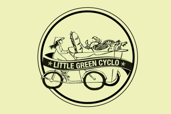 Little Green Cyclo